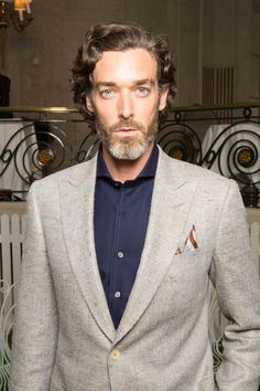 Chester Barrie SS17. Groomed Waves. Hair by TONI&GUY Session