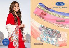 Nauryz shawl design by Khulan.T