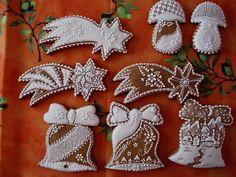 Medovníky vianočné, galéria   Torty od mamy