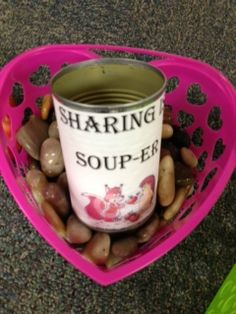 "Sharing is ""Soup-er"" a connection activity related to Stone Soup to help children learn about sharing.  Ignite Learning with Conscious Discipline LLC"