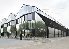 BDE Architekten GmbH – BUSDEPOT GRÜZEFELD, WINTERTHUR 2011-2014