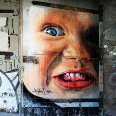 by Adnate in Berlin (LP #streetart