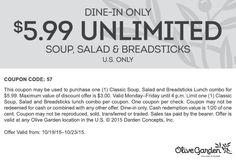 The broken yolk cafe coupons in la quinta ca 92253 valpak 599 unlimited soup salad breadsticks at olive garden restaurants fandeluxe Images