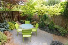 Small Patio Spaces