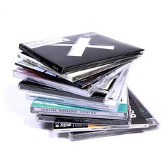COACHELLA MUSIC PACK 10 CDS Various artists