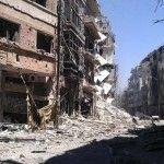 Homs tregua per tre giorni e aiuti ai profughi