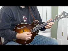 Mandolin Lesson - bluegrass lick in G