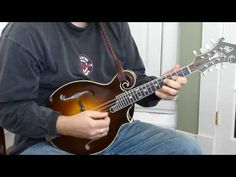 Mandolin Lesson - bluegrass lick in G