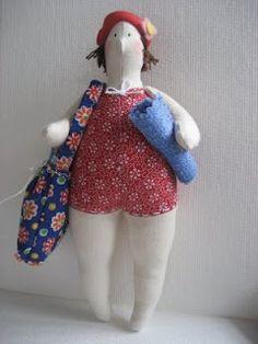 boneca tilda origem - Pesquisa Google