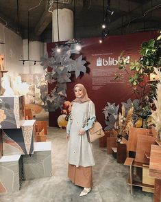Hijab Style Dress, Modest Fashion Hijab, Street Hijab Fashion, Casual Hijab Outfit, Hijab Chic, Hijab Collection, Muslim Women Fashion, Hijab Fashionista, Hijab Fashion Inspiration