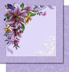 VK is the largest European social network with more than 100 million active users. Art Floral, Floral Design, Pretty Backgrounds, Wallpaper Backgrounds, Wallpapers, Decoupage, Phone Screen Wallpaper, Borders And Frames, Girly