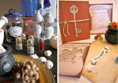 Craft idea for tea parties--little book of shadows and or mini apothecary bottles.