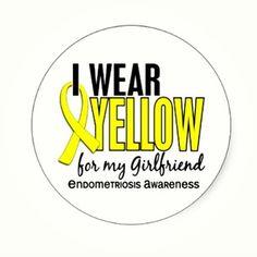 (endometriosis awareness).