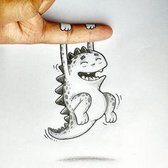 21@群崽1314采集到别人家的宠物——Manik n Ratan的宠物恐龙(24图)_花瓣