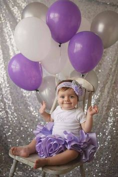 Light Purple Ribbon Trim Tutu