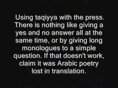 Bildergebnis für taqiyya