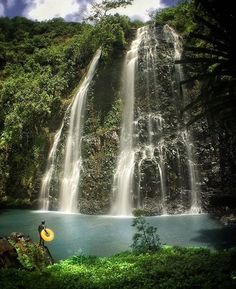 Everyone knows, when it rains it pours. And so does the waterfalls! Weekend adventuring with X Hawaii Clothing Brands, Hawaii Outfits, Hawaii Life, When It Rains, Hawaiian Islands, Big Island, Kauai, More Pictures, Waterfalls