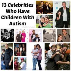 13 Celebrities with Autistic Children - ColoradoMoms.com