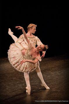 Anna Osadcenko e Marijin Rademaker / Stuttgart Ballet (Germania)