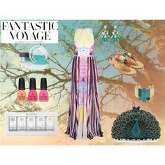 """Fantastic voyage"" by mariasty on Polyvore"