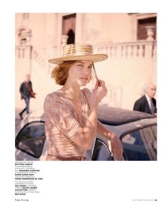 visual optimism; fashion editorials, shows, campaigns & more!: girl bud: arizona muse by tom craig for vogue russia may 2013