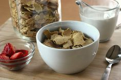 Celebrate National Cereal Day With Homemade Corn Flakes