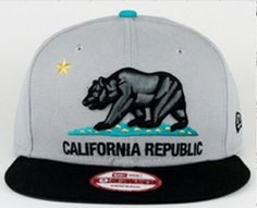 California Republic Collection snapback