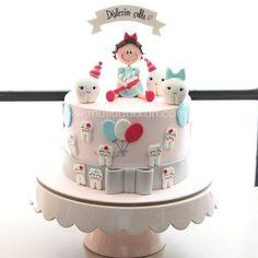 Dentist cake
