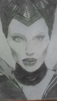 Angelina Jolie-Demona