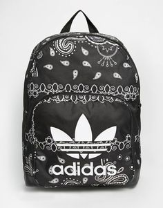 adidas Originals Classic Flowers Backpack ( 46) ❤ liked on Polyvore ... e360df87fb3