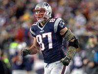 Rob Gronkowski's season is over, but questions remain - NFL.com