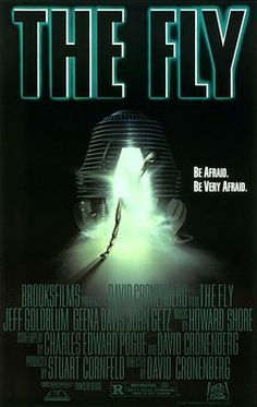 The Fly - 1986 #movies #film #films #art #illustration #80s #1980s #horror