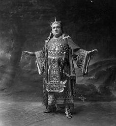Enrico Caruso as Radames in Aida