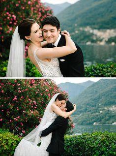 Jeff Brummett Visuals // Lauren & Stefano's Lake Como, Italy destination wedding at Relais Villa Vittoria was captured by wedding photographer Jeff Brummett Visuals.  #jeffbrummettvisuals #destinationwedding