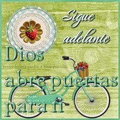 Imagen nueva: Dios abre puertas #padrescristianos