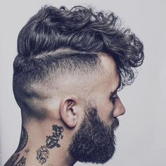 hearseyboy_and curly hair and high fade