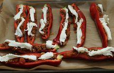 Gevulde Puntpaprika met Rundergehakt Recept | Foodictive
