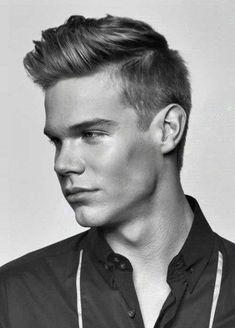 Mens Hair Short Sides Long Top | Mens Hairstyles 2014