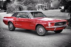 1967 Mustang Coupe www.classicautoworx.com