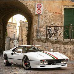 Ferrari 288 Gto, Ferrari Car, Porsche Cars, Exotic Sports Cars, Exotic Cars, Fast Cars, Sport Cars, Custom Cars, Motor Car