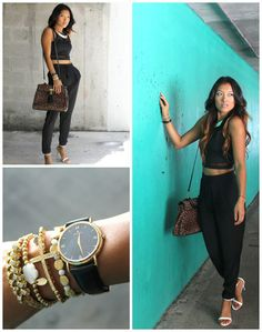 Lynsee from Style by Lynsee shows us the perfect Miami outfit! Loving the Ibiza Passion #ArmParty!! Don't forget to follow her!