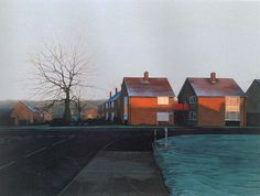 George Shaw's paintings - in pictures