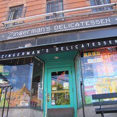 Best Sandwiches in the U.S.: Zingerman's in Ann Arbor, Michigan