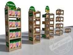 produits carton ondulé by S.Guray HALICIOGLU at Coroflot.com
