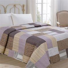 Ágytakaró, Patchwork, 220 x 240 cm Comforters, Blanket, Bedroom, Furniture, Home Decor, Scrappy Quilts, Creature Comforts, Quilts, Decoration Home