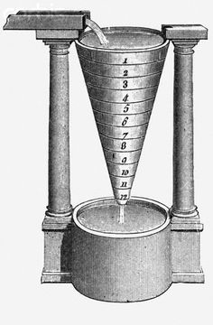 Egyptian invention Water Clock