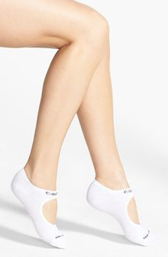 Calvin Klein Pilates Liner Socks (Online Only) available at #Nordstrom