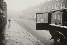 London (Hearse) photo by Robert Frank, 1951