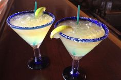 TGIF - Happy National Margarita Day! See our list of fun places to drink the hard stuff.