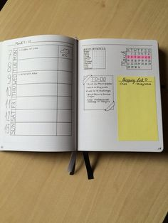 I like the inclusion of a monthly view with highlighting the corresponding week